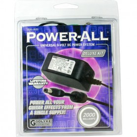 Fuente de Alimentación Godlyke Power-All Deluxe Kit