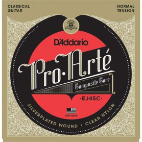 Cuerdas-Clásica-D´Addario-EJ45C Proarte Composite Normal Tension