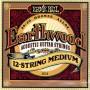 Cuerdas Acústica Ernie Ball 2012 Earthwood 12 String Medium 11-52
