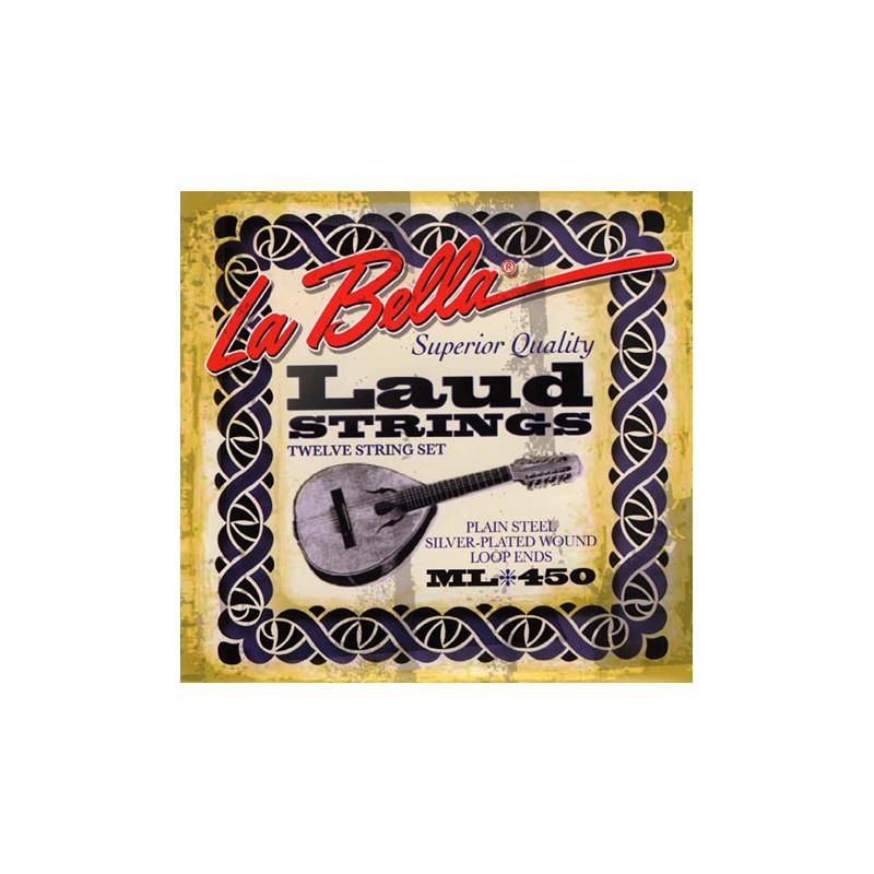 CuerdasLaudLaBellaMl450