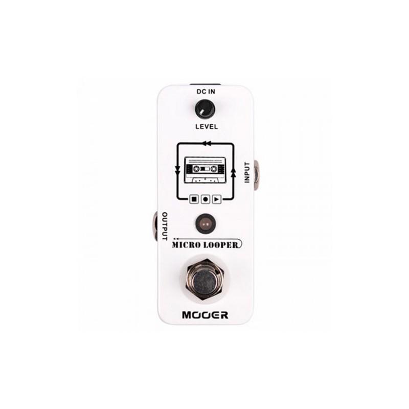 Pedal-Mooer-Micro-Looper