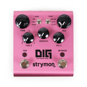 Pedal-Strymon-DIG-Dual-Digital Delay