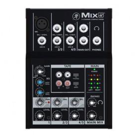 Mesa de mezclas Mackie Mix5