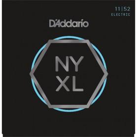 D'Addario NYXL 11-52 Electric Strings