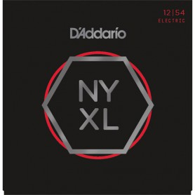 D'Addario NYXL 12-54 Electric Strings