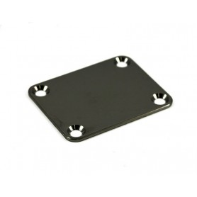 Placa de subjecció de mastil-Neck Plate Black
