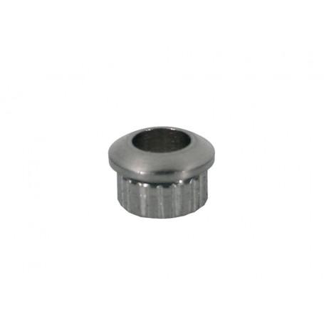 Adaptador Bushing de Clavijero 6-10mm. Nickel - 6 Pack