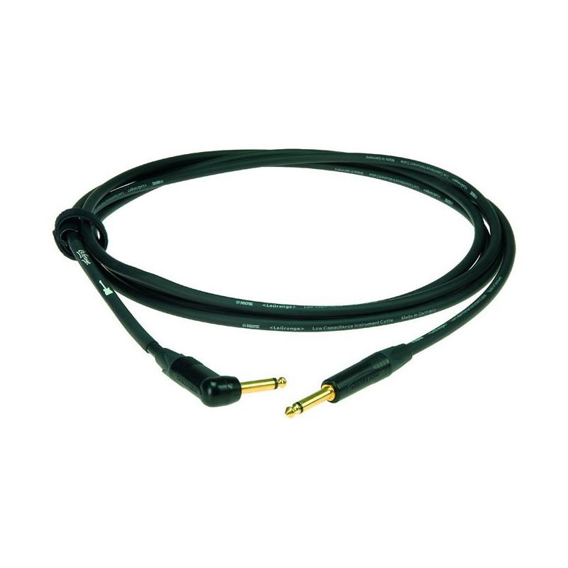Cable Instrumento Klotz La Grange LAGPP0450 4.50m.