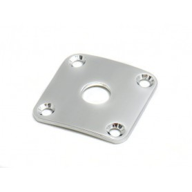 Chromed Square Jack Plate