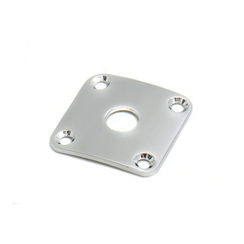 Chromed Square Jack Plate