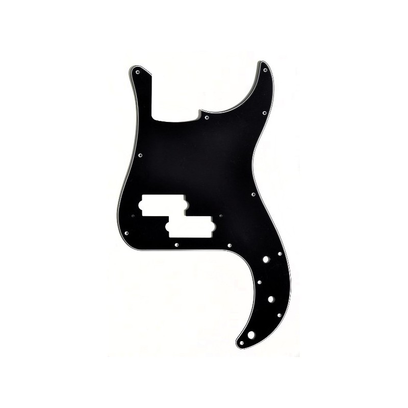 Golpeador para Bajo Tipo Precision Bass Blanco 3 capas