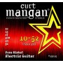 Curt Mangan 11-48 Pure Nickel Wound Electric Strings