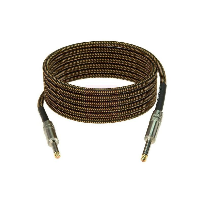 Cable Instrumento Klotz Vintage VIN0450 4.5m.