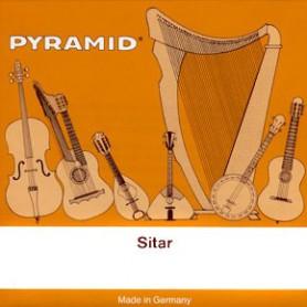 Cuerdas de Sitar Pyramid 678/13 Sympathetic