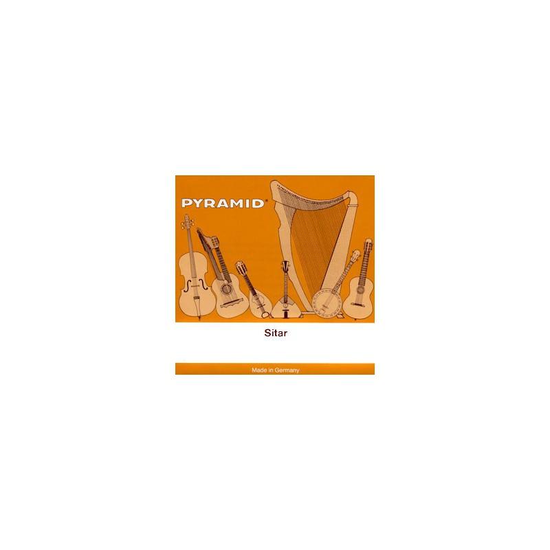 Pyramid Sitar Strings 678/13 Sympathetic