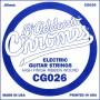 Corda solta D'Addario Chromes CG032 entorxat pla per elèctrica