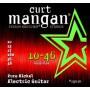 Curt Mangan 10-46 Pure Nickel Wound Electric Strings