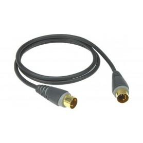 Cable Midi Klotz MID-18 1.8m.