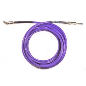 Cable de Instrumento Divine Noise Purple Straight Cables ST-RA 3m.