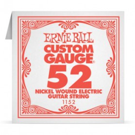 Ernie Ball 052 Nickel Wound Single String