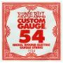 Cuerda Suelta Eléctrica Ernie Ball 054