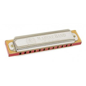 Harmònica Hohner Marine Band 364-24 C Do C