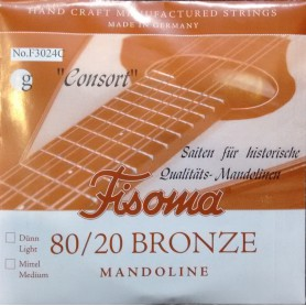 Corda Solta Mandolina FIsoma Consort 3ª F3023C