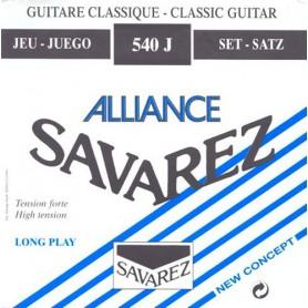 Cordes Clàssica Savarez Alliance 540J Tensió Forta