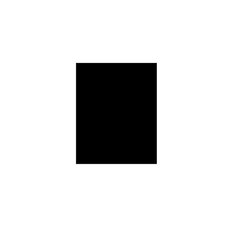 Black Pickguard Adhesive Material Sheet