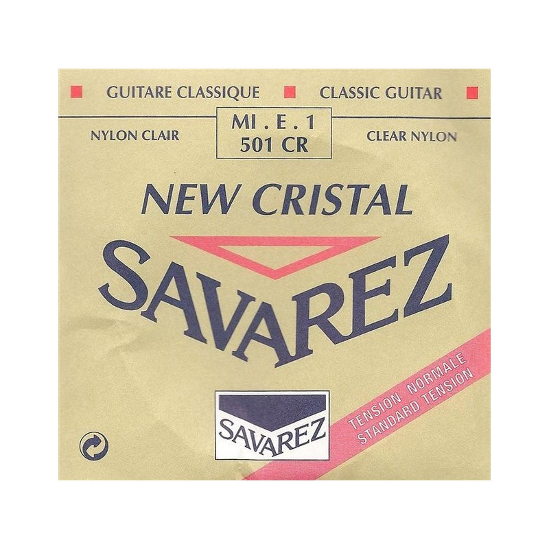 Corda Solta Savarez 501CR New Cristal Corum
