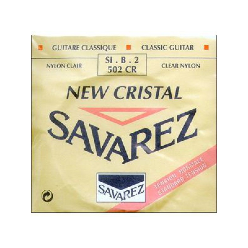Corda Solta Savarez 502CR New Cristal Corum