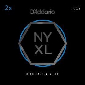 Corda solta D'Addario NYPL010 2 Pack