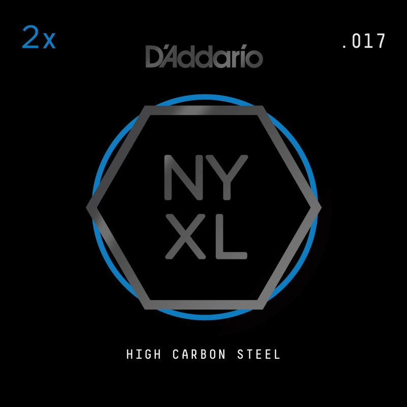 D'Addario NYPL010 2 Pack