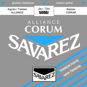Savarez Corum Alliance 500AJ Hard Tension Classical Strings