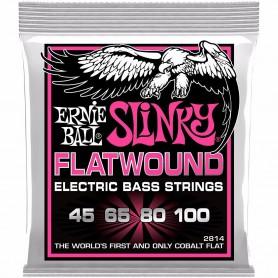 Ernie Ball 2813 Slinky Flatwound 45-105