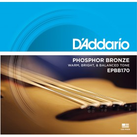 D´Addario EPBB170 Acoustic Bass Strings 45-100