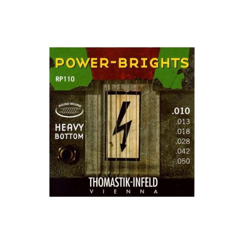 Thomastik Power Brights PB110 10-45 Electric Strings
