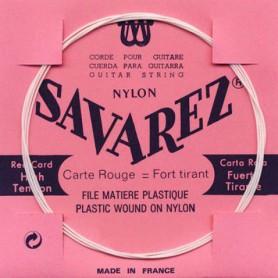 Cuerda Suelta Clásica Savarez 528R