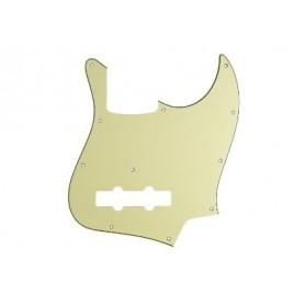 Colpejador de tres capes per baix tipus Jazz Bass Mint