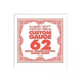 Cuerda Suelta Eléctrica Ernie Ball Entorchada 062