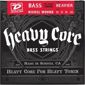 Cordes Baix Dunlop Heavy Core 55-115