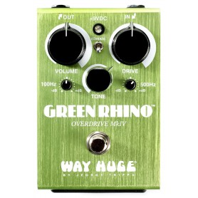Pedal Dunlop Way Huge Green Rhino Overdrive