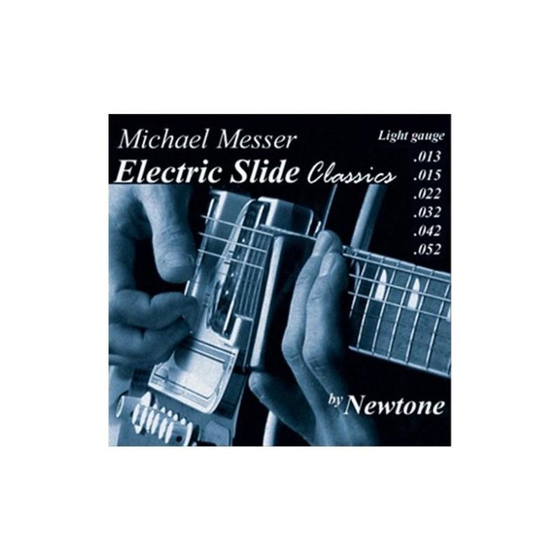 Cuerdas Eléctrica Newtone Michael Messer Electric Slide Classics 13-52