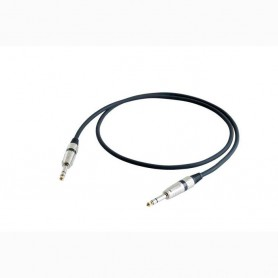 Cable de Instrumento Proel Stage Innovation Stereo 0.5 M