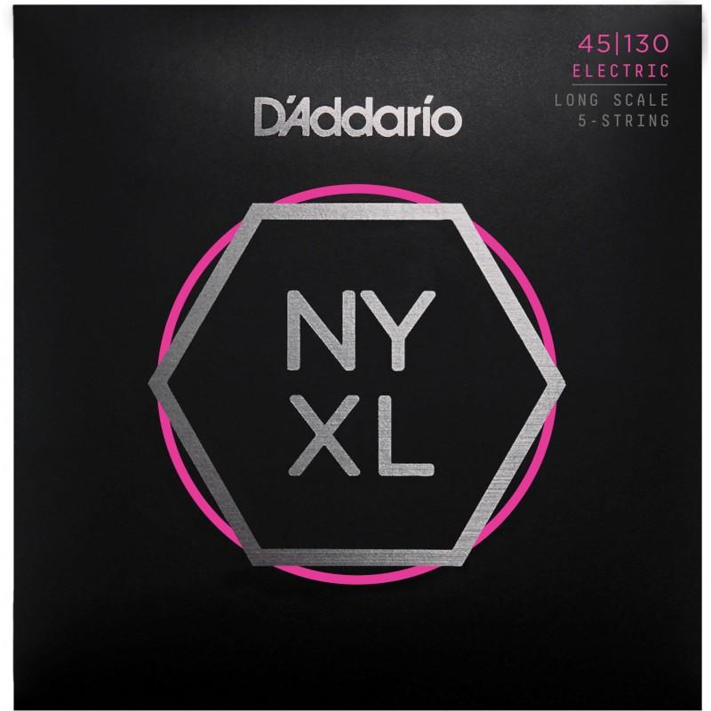 D'Addario NYXL 09-46 Super Electric Strings