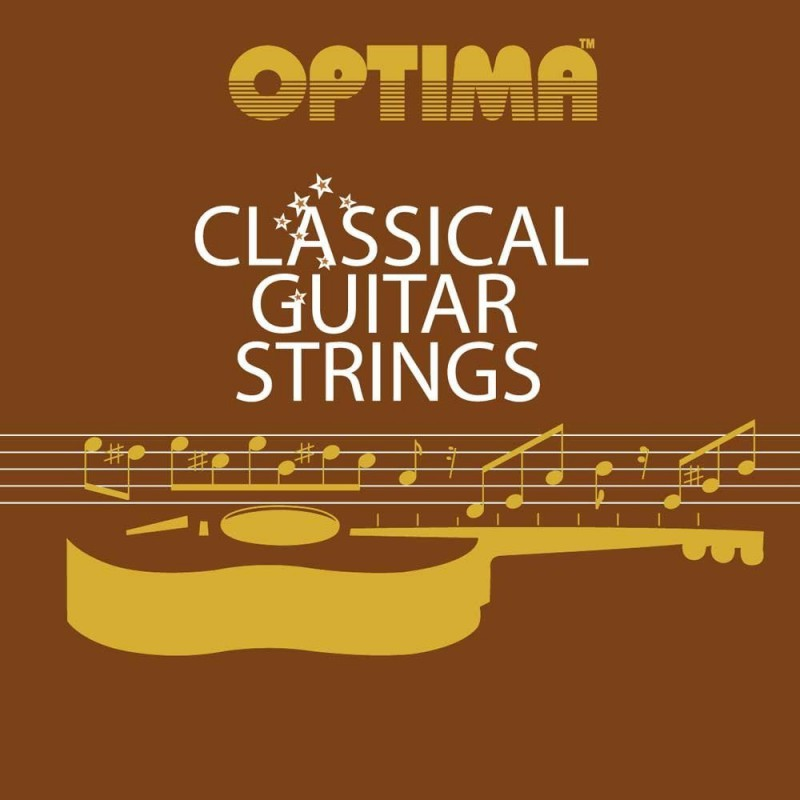 Cuerdas de Clásica Optima 1519 Classical Nylon HT