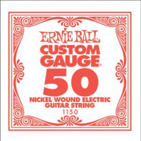 Ernie Ball Nickel Wound Single String 050