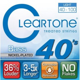 Cleartone 6440 Bass Strings 40-100