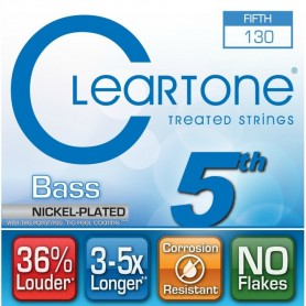 Cleartone 130 Single Bass String