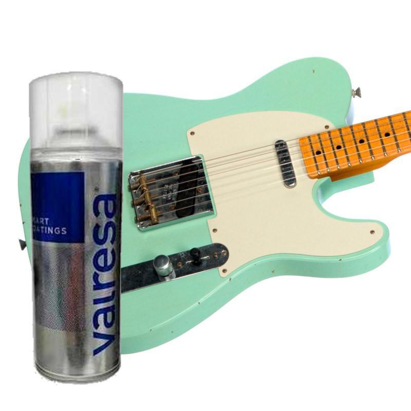 Nitorlak Surf Green Nitrocellulose Guitar Lacquer